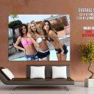 Ambrosio Swanepoel Kerr Victoria S Secret HUGE GIANT Print Poster