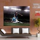 Carles Puyol Fc Barcelona Sport Huge Giant Print Poster