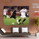 Karim Benzema Real Madrid Football Soccer HUGE GIANT Print Poster