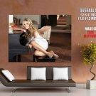 Delta Goodrem Hot Singer Music HUGE GIANT Print Poster