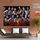 Miami Heat Champions Nba Huge Giant Print Poster