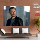 Michael Fassbender Movie Actor HUGE GIANT Print Poster