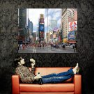New York City Times Square NY Huge 47x35 Print POSTER