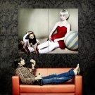 Avril Lavigne Hot Doll Music Huge 47x35 Print POSTER