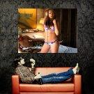 Lindsay Lohan Hot Actress Sexy Underwear Huge 47x35 Print POSTER