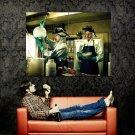 Breaking Bad TV Walter White Jesse Pinkman Huge 47x35 Print POSTER