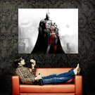 Batman Arkham City Harley Queen Game Art Huge 47x35 Print POSTER