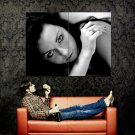 Amy Lee Evanescence Hot BW Portrait Music Huge 47x35 Print POSTER
