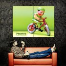Primus Green Naugahyde Cover Music Huge 47x35 Print POSTER