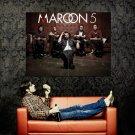 Maroon 5 Band Pop Rock Music Huge 47x35 Print POSTER