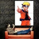 Naruto Uzumaki Anime Manga Art Huge 47x35 Print POSTER