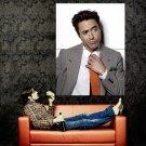 Robert Downey Jr Actor Male Huge 47x35 Print POSTER
