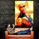 Booster Gold DC Comic Art Huge 47x35 Print POSTER