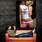 Stacy Keibler Hot Panties Sexy Model WWE Sport Huge 47x35 Print POSTER