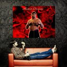 Alistair Overeem MMA Mixed Martial Arts Huge 47x35 POSTER