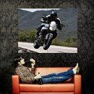 Buell 1125CR Sport Bike Motorcycle Huge 47x35 POSTER