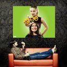 Glee Dianna Agron Quinn Fabray TV Series Huge 47x35 POSTER