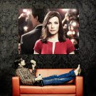 The Good Wife Julianna Margulies Alicia Florrick TV Series Huge 47x35 POSTER