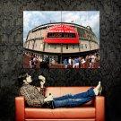 Cubs Win Chicago Baseball Stadium Huge 47x35 POSTER