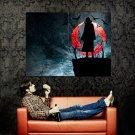 Naruto Uchiha Itachi Sharingan Dark Anime Art Huge 47x35 POSTER