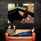 Bleach Ichigo Kurosaki Subway Anime Art Huge 47x35 POSTER