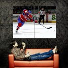 Andrei Markov Montreal Canadiens NHL Huge 47x35 Print POSTER