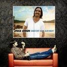 Jake Owen Barefoot Blue Jean Night Huge 47x35 Print POSTER