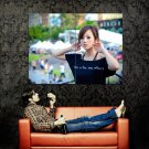 Cute Hot Asian Beauty Pretty Girl Huge 47x35 Print POSTER