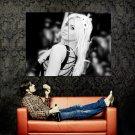 Alyson Michalka Hot Blonde BW Huge 47x35 Print POSTER