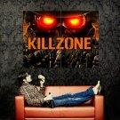 KILLZONE Black Troopers Video Game Huge 47x35 Print Poster