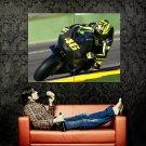 Valentino Rossi Superbike Huge 47x35 Print Poster
