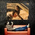 Megan Fox Sexy Hot Car Actress Huge 47x35 Print Poster