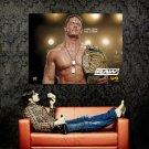 John Cena Champ Wrestling WWE Huge 47x35 Print Poster
