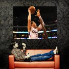Blake Griffin Dunk LA Clippers NBA Huge 47x35 Print Poster