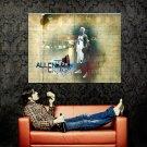 Allen Iverson Sepia Grizzlies NBA Huge 47x35 Print Poster