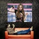 Avril Lavigne Hot Cute Music New Huge 47x35 Print Poster