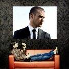 Justin Timberlake Hot New Music Huge 47x35 Print Poster