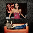 Katy Perry Sexy Cleavage Print Huge 47x35 POSTER