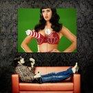 Katy Perry Sexy Bra Print Huge 47x35 POSTER