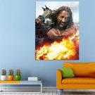 Aksel Hennie Hercules Fantasy Adventure Movie Huge 47x35 Print POSTER