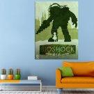 Bioshock Game Shooter Adventure Huge 47x35 Print POSTER