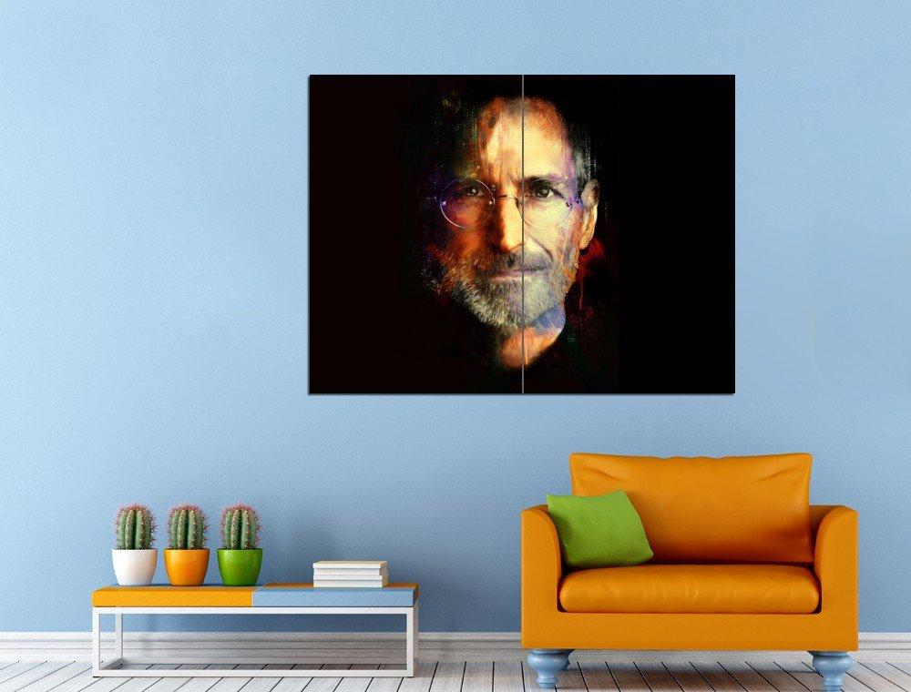 Apple IT Technology Steve Jobs Businessman Huge 47x35 Print POSTER