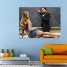 Californication TV Show Comedy Actor David Duchovny Huge 47x35 Print POSTER