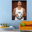David Beckham Sport Football Huge 47x35 Print POSTER