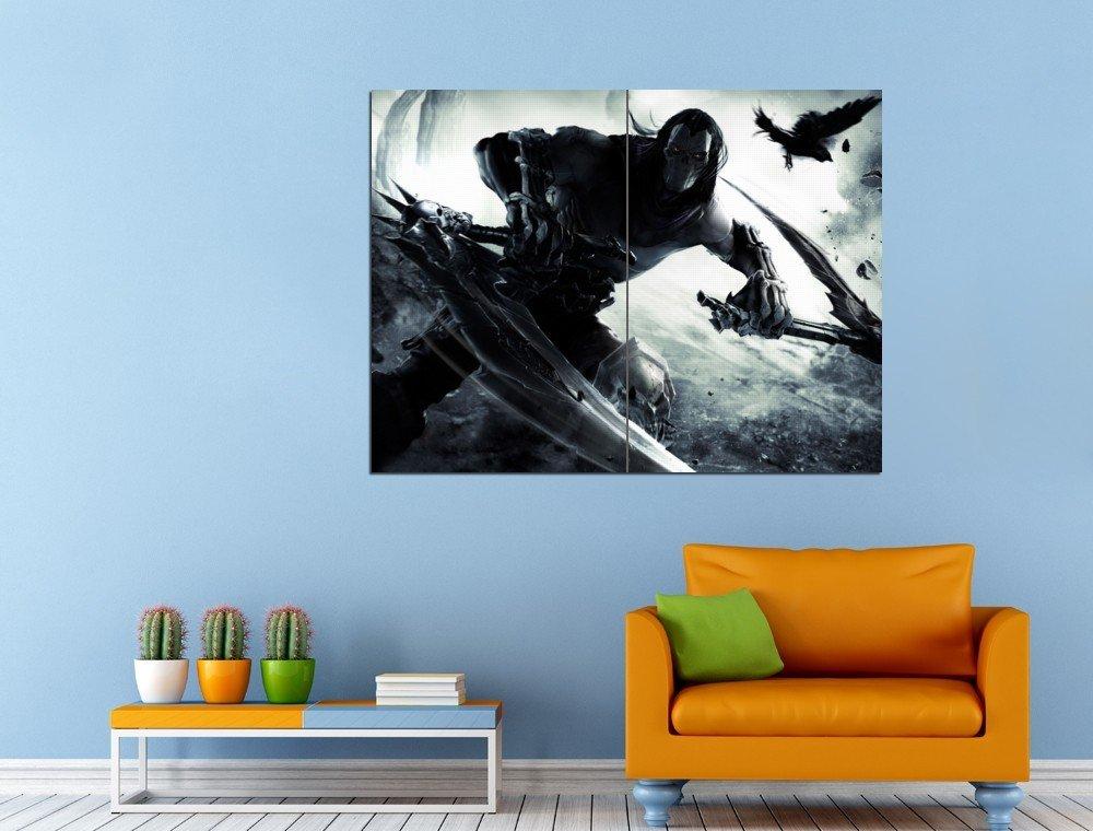 Adventure Darksiders Death Slasher Huge 47x35 Print POSTER