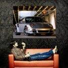 Porsche 911 Turbo Coupe Car Huge 47x35 Print Poster