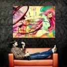 Lala To LOVE Ru Anime Art Huge 47x35 Print Poster