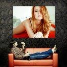 Leanna Decker Hot Model Huge 47x35 Print Poster
