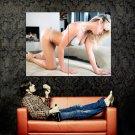 Arianna Espen Sexy Lingerie Hot Model Huge 47x35 Print Poster