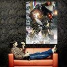 Pacific Rim Cherno Alpha Movie 2013 Huge 47x35 Print Poster